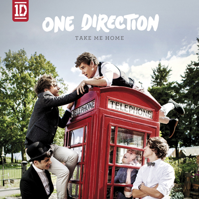 ALBUM LYRICS: Take Me Home - One Direction (2012-11-30)